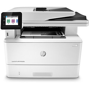 HP LaserJet Pro M428fdn, Laser, Impression mono, 1200 x 1200 DPI, Copie simple, A4, Gris, Blanc W1A29A