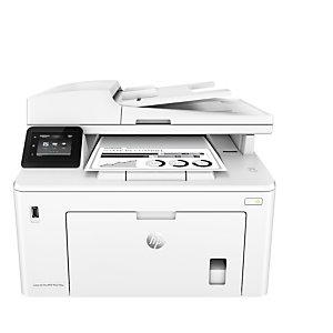 HP LaserJet Pro MFP M227fdw Impresora multifunción láser monocromo, Inalámbrica, A4/Legal<BR>