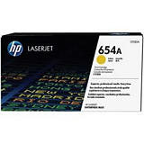 HP, Materiale di consumo, 654a yellow original  toner cf332a, CF332A
