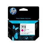HP, Materiale di consumo, Conf.3 cart.ink 711da 29 ml magenta, CZ135A