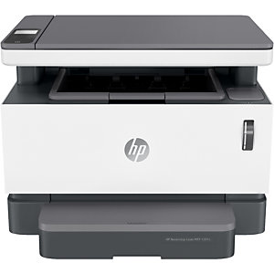HP Neverstop Laser 1201n, Laser, Impression mono, 600 x 600 DPI, Copie simple, A4, Noir, Blanc 5HG89A