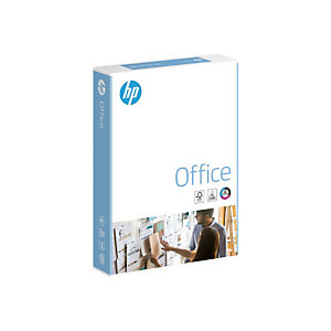 HP Office Carta multiuso A4 per Fax, Fotocopiatrici, Stampanti Laser e Inkjet, 80 g/m², Bianco (risma 500 fogli)