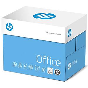 HP Office Papier pour Photocopies pour Jet d'encre et Laser A4 Blanc 80 g/m² 2500 Feuilles