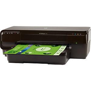 HP OfficeJet 7110 - Imprimante jet d'encre couleur individuelle - Compatible réseau sans fil et Ethernet - Jusqu'au format A3+