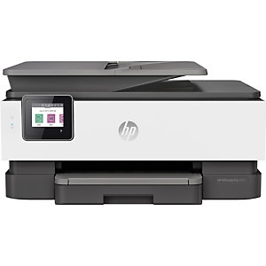 HP OfficeJet Pro 8022, Impresora multifunción a color, Inalámbrica, A4 (210 x 297 mm)