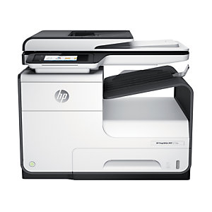 HP PageWide 377dw, Impresora multifunción a color, Inalámbrica, A4 (210 x 297 mm)