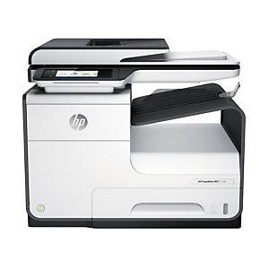 HP PageWide 377dw Stampante multifunzione a colori, Wi-Fi, A4