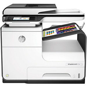 HP PageWide Pro 477DW Stampante multifunzione, Wireless, A4