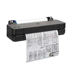 HP, Plotter, Hp designjet t250 printer 61cm-24in, 5HB06A
