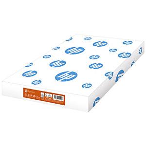 HP Premium Papel Multifunción para Faxes, Fotocopiadoras, Impresoras Láser e Impresoras de Inyección de Tinta, Blanco, A3, 80 g/m²