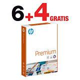 HP Premium Papel Multifunción para Faxes, Fotocopiadoras, Impresoras Láser e Impresoras de Inyección de Tinta Blanco A4 80 g/m²