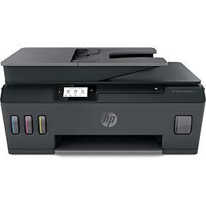 HP Smart Tank Plus 570 - Imprimante jet d'encre couleur tout-en-un sans fil