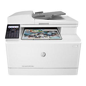 HP Stampante multifunzione laser a colori Color LaserJet Pro M183fw, WiFi, A4