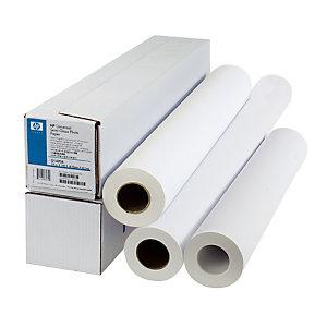 HP Universal Rotolo di carta fotografica lucida, 914 mm x 30,5 m, Bianco