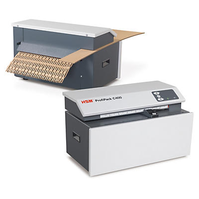HSM ProfiPack 400 cardboard shredder