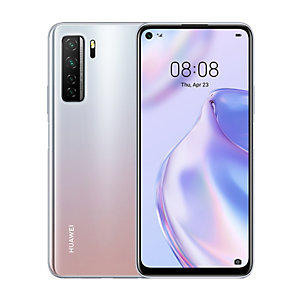 """Huawei P40 lite 5G, 16,5 cm (6.5""""), 6 Go, 128 Go, 64 MP, Android 10.0, Argent 51095MCA"""