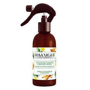 Huisparfum Botanica vetiver en sandelhout, spray van 375 ml