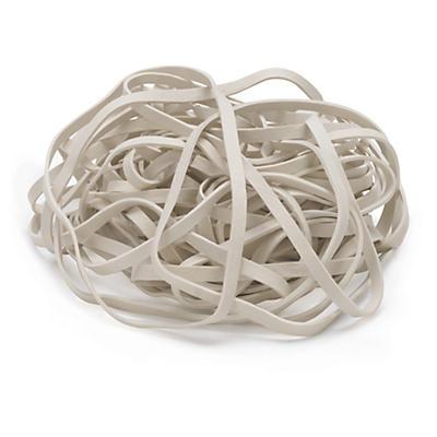 Hvide elastikker
