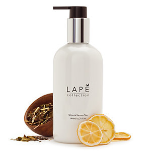 Hydraterende lotion Oosterse citroenthee, 8 flessen van 300 ml