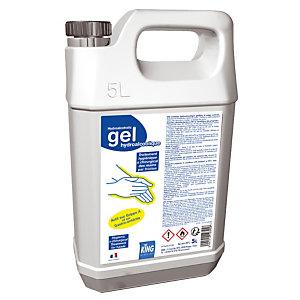 Hydroalcoholische gel, 5 L bus