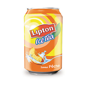 Ice Tea Lipton Pêche