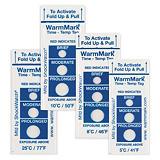 Indicador de temperatura ascendente WARM