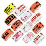 Industriële PVC-waarschuwingstape 35 micron