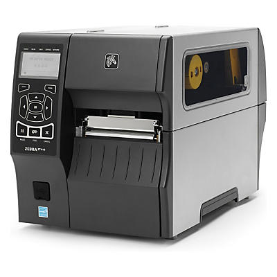 Imprimante industrielle thermique ZT410##Industriële thermische printer IZT410