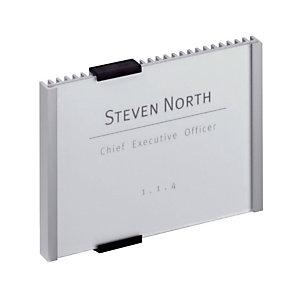 Infosign personaliseerbare deurbordjes 149 x 105,5 mm.