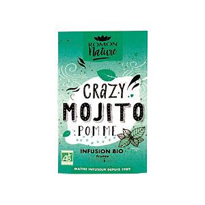 Infuso Bio Crazy Mohito Romon Natura, 16 filtri