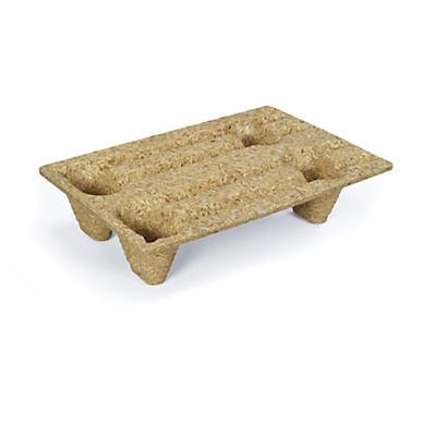 Inkapallar - Minipallar - Stapelbara när de är tomma,  sparar lagerplats