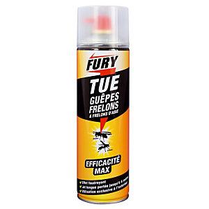 Insecticide Fury anti-guêpes aérosol 500 ml