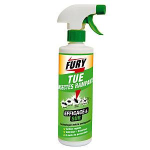 Insecticide Fury insectes rampants vaporisateur 500 ml