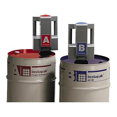 Instapacker component liquids