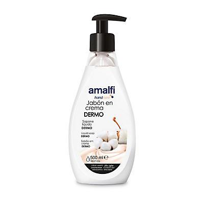 Jabón de manos en crema con dosificador