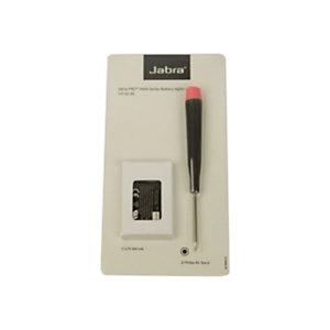 Jabra 14192-00, Jabra Pro 9400, Negro, Blanco