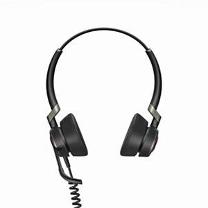 JABRA Engage 50 Stéréo - Casque filaire USB-C - Noir