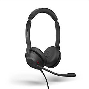 JABRA Evolve2 30 MS Stéréo - Casque USB filaire - Noir