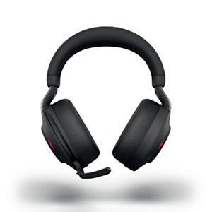 Jabra Evolve2 85 MS Stéréo - Casque sans fil Bluetooth - Noir
