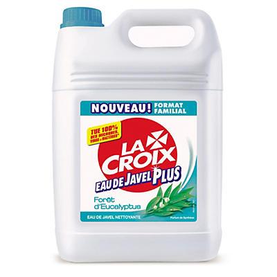 Javel Plus nettoyante LA CROIX