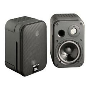JBL, Audio speakers, Diffusori 2 vie da interno nero, CONTROL1X2B