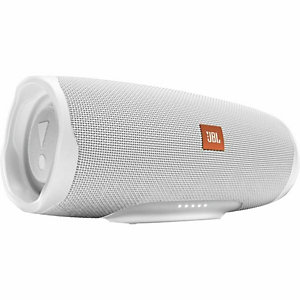JBL, Audio speakers, Sp charge 4 ipx7 pbank 6000 bianco, JBLCHARGE4WHT
