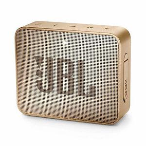 JBL, Audio speakers, Sp go 2 mic/tel ipx7 champagne, JBLGO2CHAMPAGNE