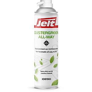 Jelt® Aérosol de dépoussiérage Dustergreen All Way,  toutes positions - 300 g