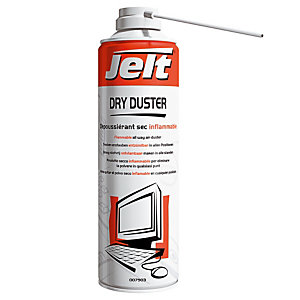 Jelt® Aérosol de dépoussiérage JELT - Eco - standard