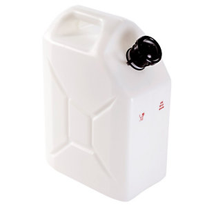 Jerrican alimentaire blanc Gilac 20 L