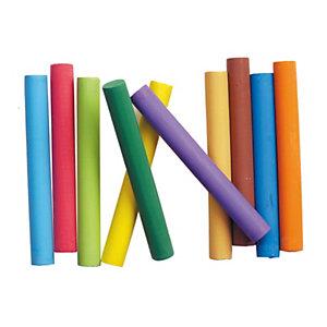 JOVI Classcolor Tizas antipolvo, colores surtidos
