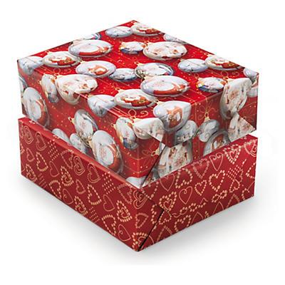 Julpapper för eleganta inslagningar av julklappar