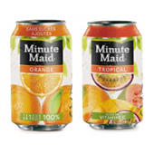 Jus de fruits MINUTE MAID