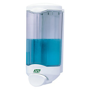 JVD Crystal Dispensador de jabón de manos